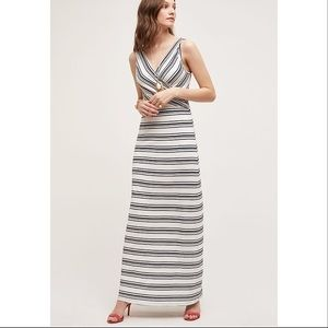 Amadi [Anthro] Nolita Stripe Maxi Dress